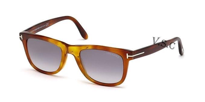 422703fef09f Tom Ford Leo Tf336 Ft0336 Authentic Designer Sunglasses 52b Dark Havana  Glasses