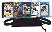 Ray Bourque (5) Assorted Hockey Cards Bundle - Boston Bruins Trading Card