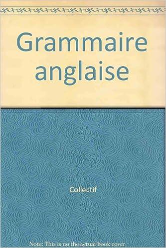 Télécharger ebook gratuit pour ipod Grammaire anglaise PDF