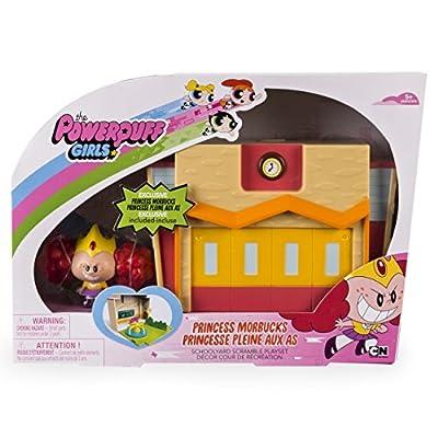 Powerpuff Girls - Princess Morbucks Schoolyard Scramble Playset: Toys & Games