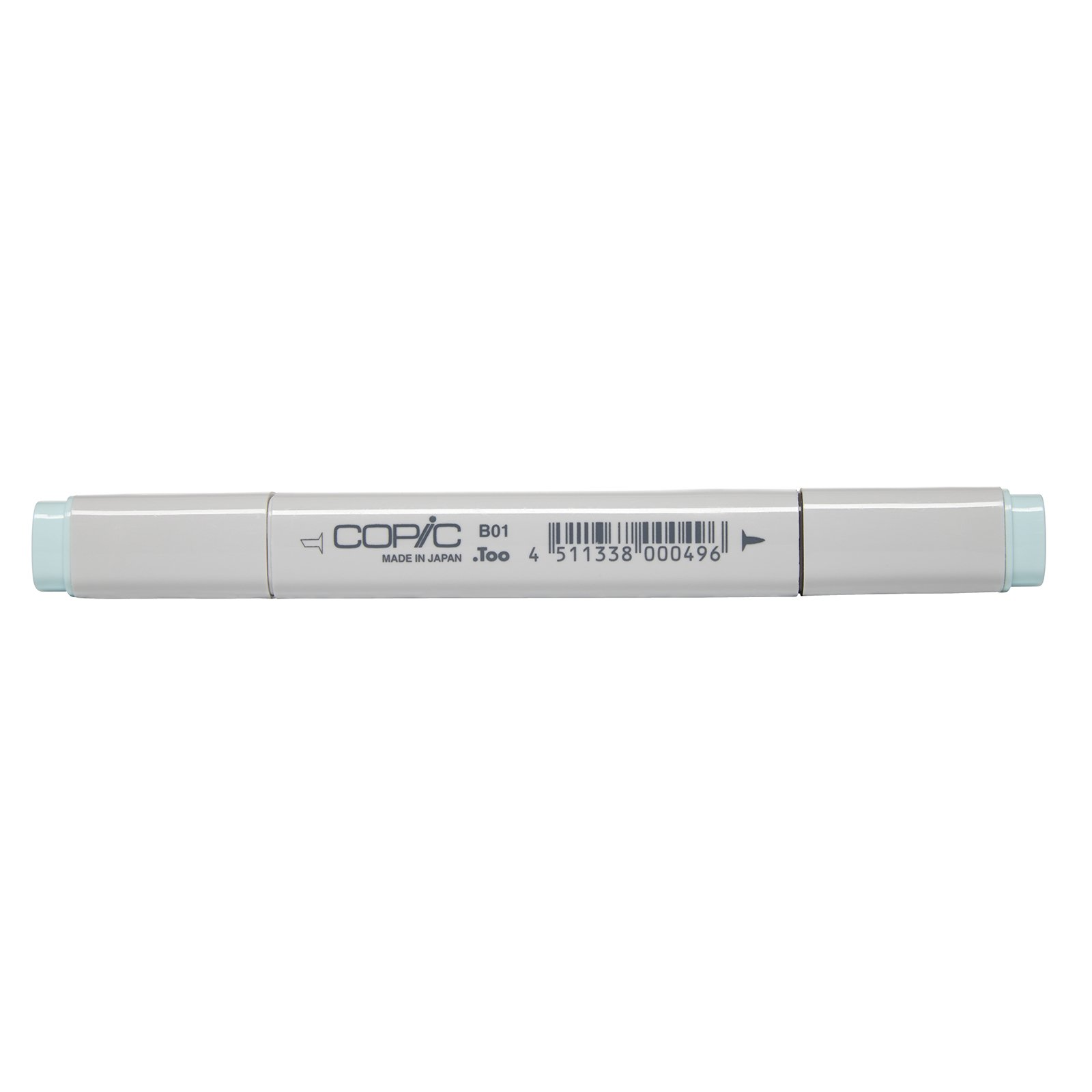 Copic Marker with Replaceable Nib, B01-Copic, Mint Blue