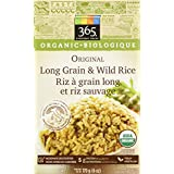 365 Everyday Value Organic Long Grain & Wild Rice Pilaf, 6 oz