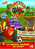 Tracteur Tom, Vol.2 : La grande journée de sport