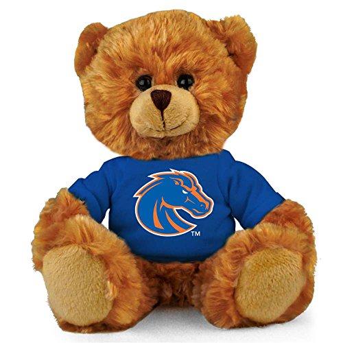 (Boise State Broncos 8'' Plush Hoodie Bear - Royal Blue)