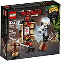 LEGO Ninjago Movie Spinjitzu Training 70606 Building Kit...