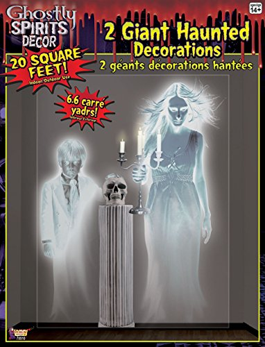 Forum Novelties 70510 Party Supplies, 5-Foot, Ghost]()