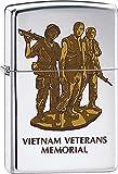 Vietnam Veterans Memorial Military Zippo Lighter