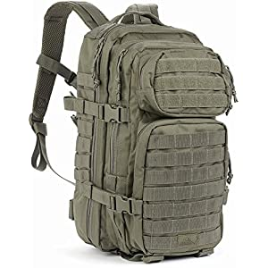 Red Rock Outdoor Gear Assault Pack (Medium, Olive Drab)