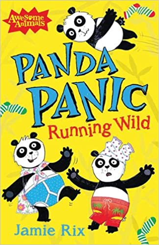 Panda Panic - Running Wild (Awesome Animals)