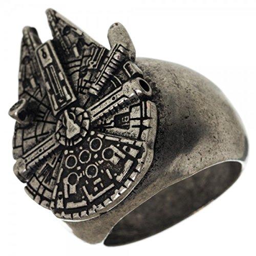 Star Wars Millennium Falcon Ring | 10