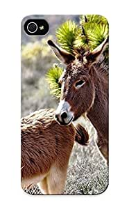Crooningrose Fashion Protective Animal Mule Case Cover For Iphone 5/5s BY RANDLE FRICK by heywan