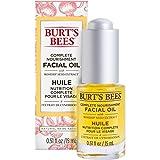 Burt's Bees Complete Nourishment Facial Oil, 15 Milliliter