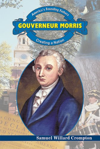 Book cover for Gouverneur Morris