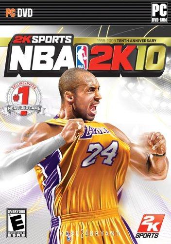51IG1qCuz0L - NBA 2K10