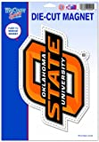 WinCraft NCAA Oklahoma State Cowboys Die Cut Logo Magnet