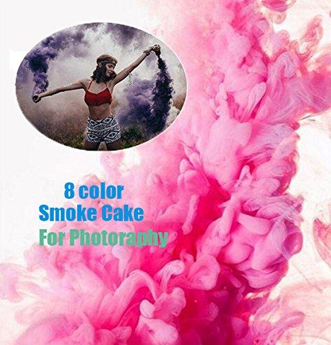 Cheyenne Smoke Cakes-Smoke Cake Bomb-Smoke Bombs Photography Props