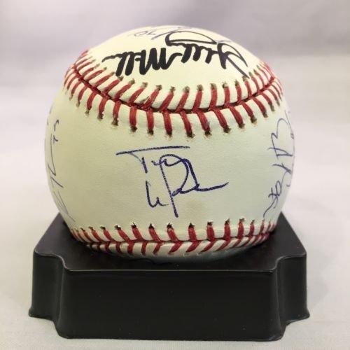2011 St. Louis Cardinals Team World Series Champions Signed Baseball JSA - Autographed World Team Series Baseball
