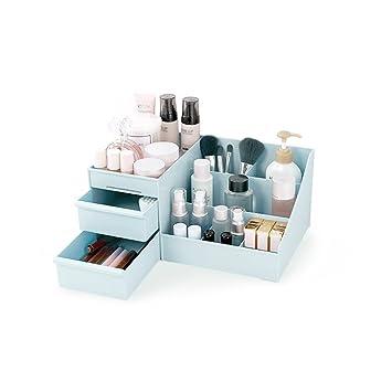 Pleasing Desktop Makeup Organizer Drawers Baffect Cosmetics Storage Box Division Office Desk Organiser Desktop Stationery Storage Box Makeup Organiser For Interior Design Ideas Skatsoteloinfo