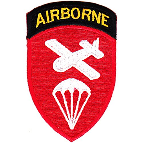 Airborne Glider Operations Command Patch Airborne ()