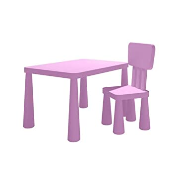 Desk Table Chair Set Kids Children Furniture House Toys Children\u0027s and 1 Chairs PP Amazon.com: