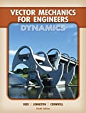 img - for Vector Mechanics for Engineers: Dynamics + CONNECT Access Card For Vec Mech: S&D book / textbook / text book