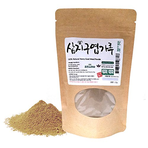 Medicinal Korean Natural Barrenwort Epipmedium product image