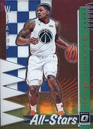 super popular 18069 4d0dd Amazon.com: 2018-19 Donruss Optic All-Stars Basketball #8 ...