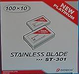 Dorco St 301 - 100 X 10 Blades (1,000)