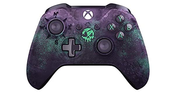 Amazon.com: Xbox Wireless Controller - Sea of Thieves ...