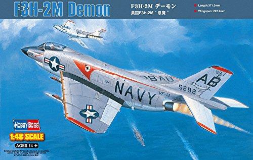 Hobby Boss F3H-2M Demon Airplane Model Building Kit ()