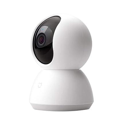 Cámara de Seguridad para el hogar Xiaomi Mijia 360 ° 720P 940nm Visión Nocturna infrarroja Visión