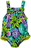Carter's Baby Girls' 1 Piece Floral Swimsuit