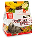 ZuPreem Fruit Blend Medium/Large Bird Food , 35# Bag