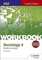 AQA Sociology For A Level Workbook 4: Beliefs In