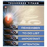 Turner Tennessee Titans Magnetic to Do Notes, 4