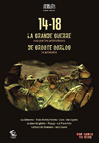 Dot Link (Animation Collection 14-18 - The Great War (9 Films) ( Relaxation (La détente) / Three Dots (Trois petits points) / Link (Lien) / So Close (De si près) / [ NON-USA FORMAT, PAL, Reg.0 Import - France ])