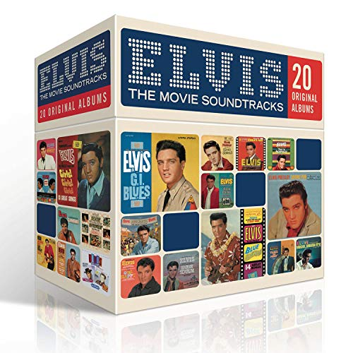 The Elvis Presley Soundtrack Collection ()