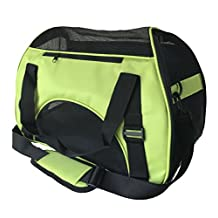 Pet Carrier / Airline Approved Under Seat For Small Dogs And Cats - Soft Sided Portable Airplane Travel Tote Bag