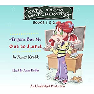 Katie Kazoo, Switcheroo, Book 1 Audiobook
