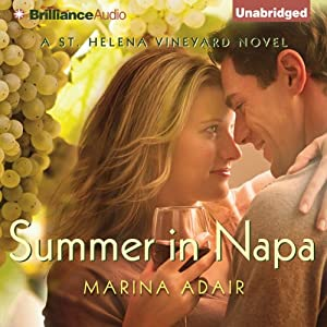 Summer in Napa Audiobook