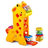 Peek a Blocks Tumblin Sound Giraffe