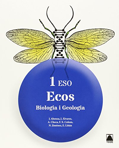 Ecos. Biologia i Geologia 1r ESO - 9788430790289