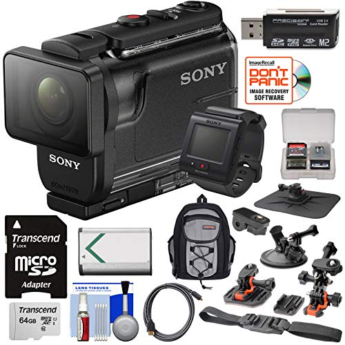 Sony HDR-AS50R Black