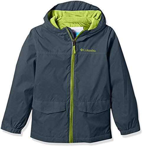 Columbia Big Boy's Rain-Zilla Jacket