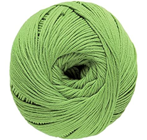 DMC Natura Hilo, 100% algodón, Pistache N13: Amazon.es: Hogar