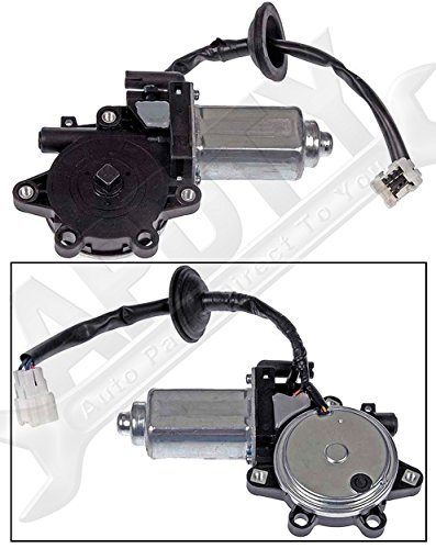 Apdty 853622 window lift motor front left driver side for Car window motor replacement cost