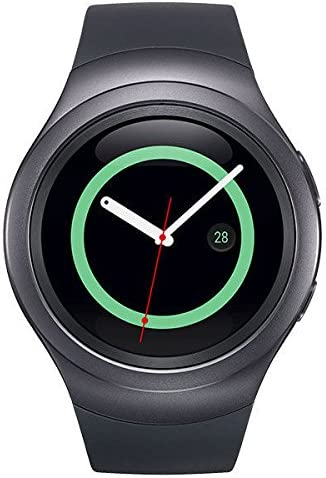 Samsung Gear S2 R730T Smartwatch (T-Mobile) - Black / Dark Gray