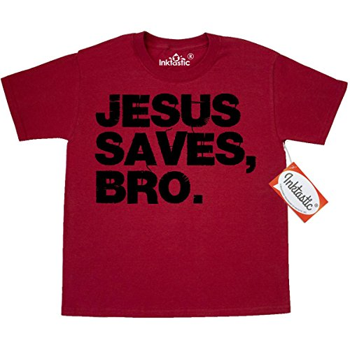 Inktastic Jesus Saves Youth T Shirt product image