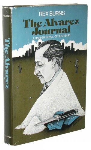 book cover of The Alvarez Journal