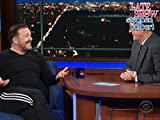 1/17/18 (Ricky Gervais, Matt Czuchry, Jon Bon Jovi)